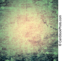 Textured Designed old grunge abstract Paper Background in...