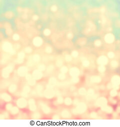 Gold Festive Christmas background. Abstract twinkled bright...