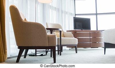 Luxury meeting room in hotel - Executive suite. Luxury...