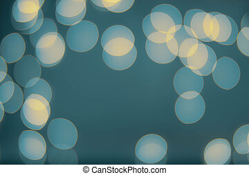 Night Abstract defocused lights bokeh background. High Resolutio