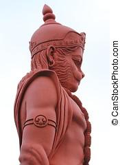 Lord Hanuman temple of shimla in India