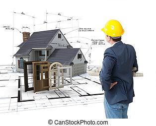 construção, escolhas,