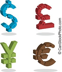 Currency 3D
