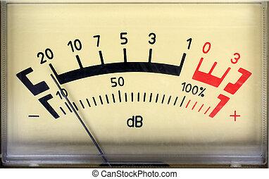 sound decibel meter