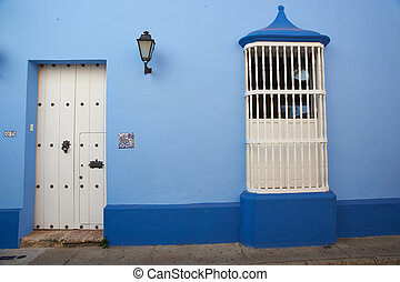 Historic Cartagena de Indias - Historic Spanish colonial...