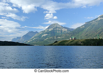 Prince Of Wales Hotel - Waterton Lakes National Park -...