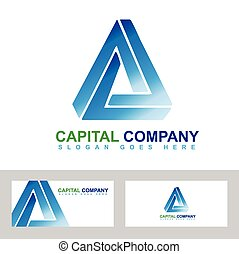 Corporate investment logo
