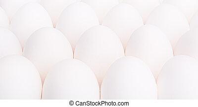 Viele, Eier, hintergrund