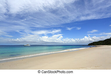 Long Beach Jervis Bay - One of the beautiful beaches of...
