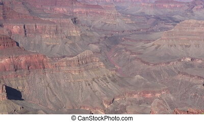 Grand Canyon - the scenic landscape of the grand canyon