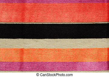 Furniture fabric textured background - Multicolored...