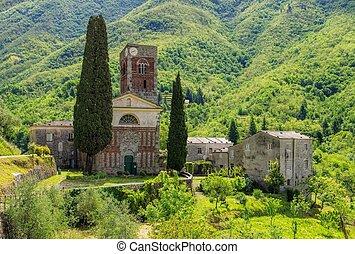 Borzone Abbazia di Sant Andrea