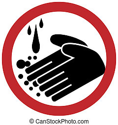 Hand washing Vector Clip Art EPS Images. 5,897 Hand washing ...