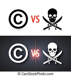 Copyright protection - Fight copyright piracy. Protection...