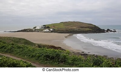Burgh Island Devon UK nr Bigbury - Burgh Island South Devon...