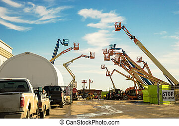 aerial lift equipment