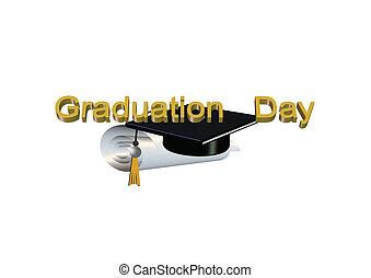 grad day announcement