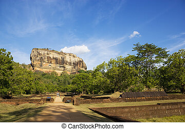 Sigiriya (Lion\'s Rock), Sri Lanka - Image of UNESCO\'s...