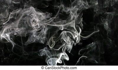 Abstract Smoke Element