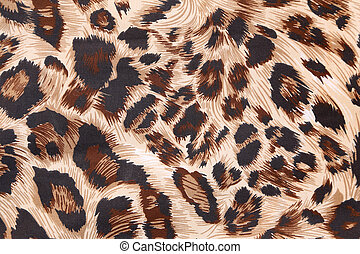 abstract with leopard texture - abstract background with...