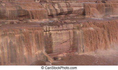 Grand Falls Arizona - scenic grand falls also known as...