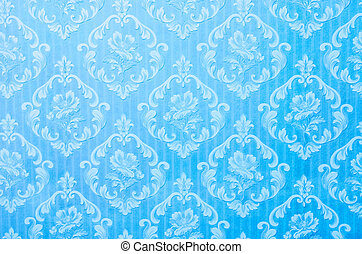 Wallpaper texture in blue tone