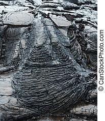 old lava flow big island hawaii