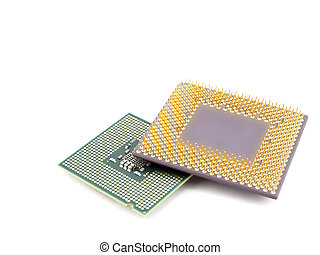 Two microprocessors - Isolated two microprocessros on the...