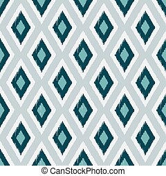 seamless geometric rhombus wallpaper