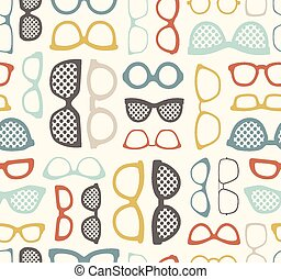 seamless sunglasses background
