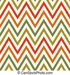 seamless chevron wave pattern