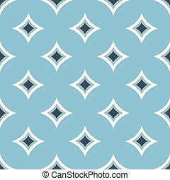seamless diamond shape pattern