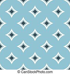 seamless diamond shape pattern