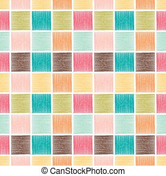 seamless square weave pattern