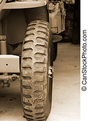 component parts of jeep