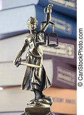 justiça, Símbolo, lei