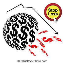 Stop Loss - Order to limit the loss of an investment when...
