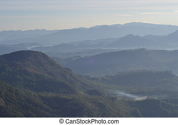 Adams Peak - A photo from Adams Peak Sri Lanka or Horton...