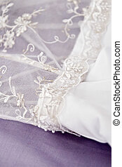 Wedding gown - Wedding dress detail, use it like a...