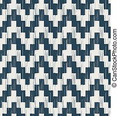 seamless pixel chevron pattern