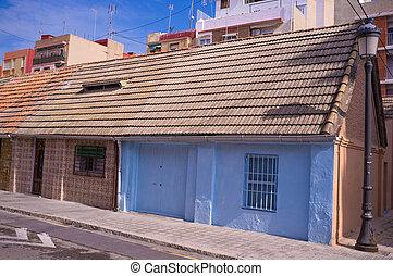 Mediterranean architecture - Traditional Mediterranean house...
