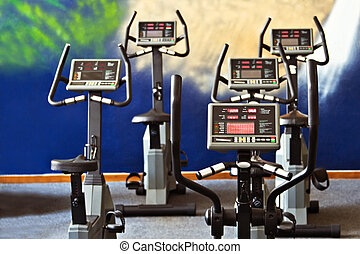 fitness spinning bikes