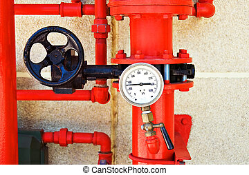 Fire control system - Hardware fire control system for large...