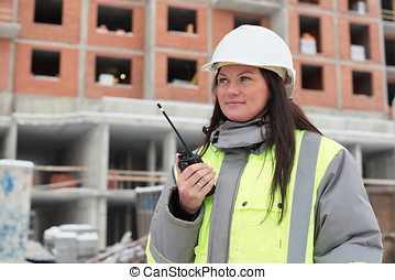 Civil Engineer At Consruction Site - Civil Engineer at at...
