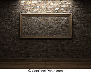 masonry wall with wood frames - masonry wall with wood...
