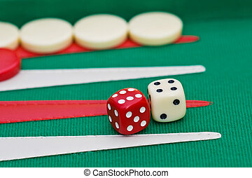 Backgammon, Sugoroku, Nard, Tabula , game is originated in...