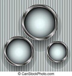 internet buttons - Rectangular Web Buttons, various vector...