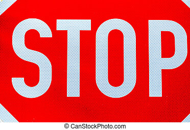 optional stop sign - a stop sign by the roadside. photo icon...