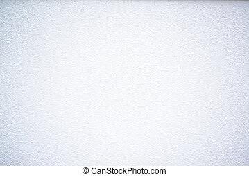 Wand, weißes