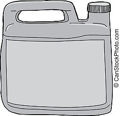 Generic Laundry Soap Container
